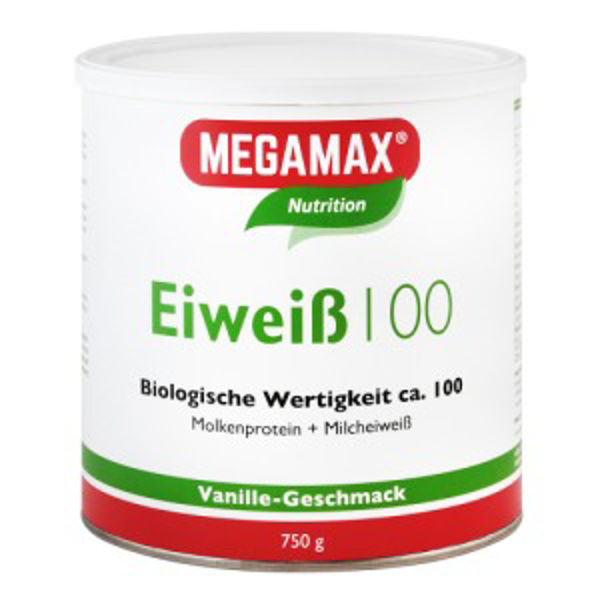 Picture of Eiweiss Vanille Megamax Pulver