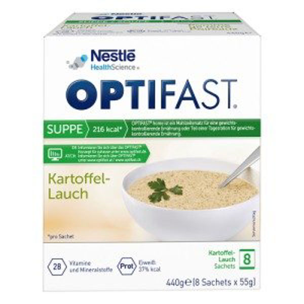 Picture of Optifast Suppe Kartoffel-lauch Pulver