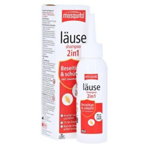 Picture of mosquito Läuse-Shampoo 2in1